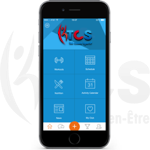 Notre application mobile